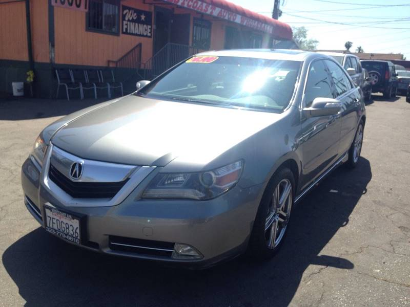 Used Acura RL For Sale Northridge CA CarGurus - Used acura rl for sale by owner
