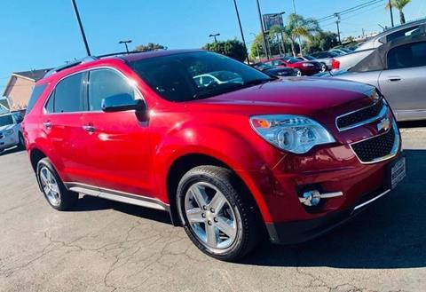 2015 Chevrolet Equinox for sale in Los Angeles, CA