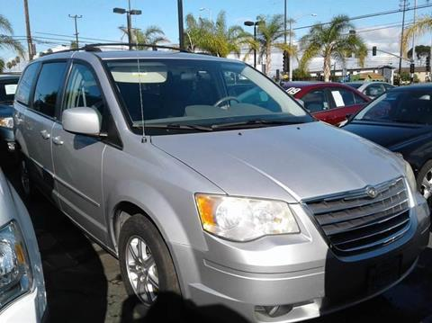 2008 Chrysler Town and Country for sale in Los Angeles, CA