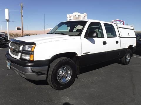 2005 Chevrolet Silverado 1500HD for sale in Reno, NV