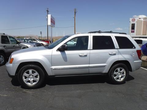 2010 Jeep Grand Cherokee for sale in Reno, NV