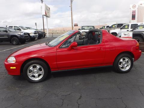 1995 Honda Civic Del Sol For Sale In Reno, NV