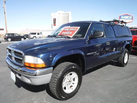 2002 Dodge Dakota for sale in Reno, NV