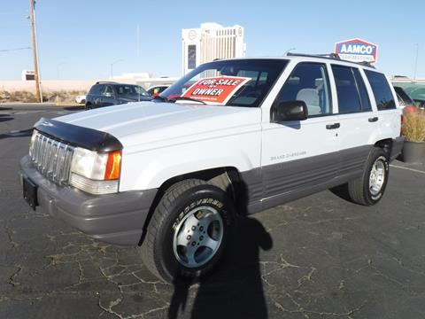 1996 Jeep Grand Cherokee for sale in Reno, NV