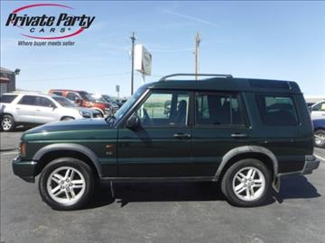 2003 Land Rover Discovery for sale in Reno, NV
