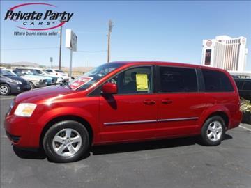 2008 Dodge Grand Caravan for sale in Reno, NV