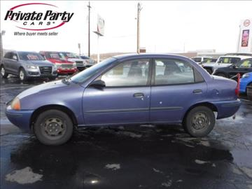 1997 GEO Metro for sale in Reno, NV