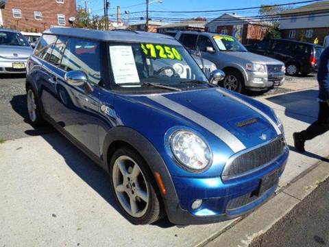 2008 mini cooper for sale in new jersey. Black Bedroom Furniture Sets. Home Design Ideas
