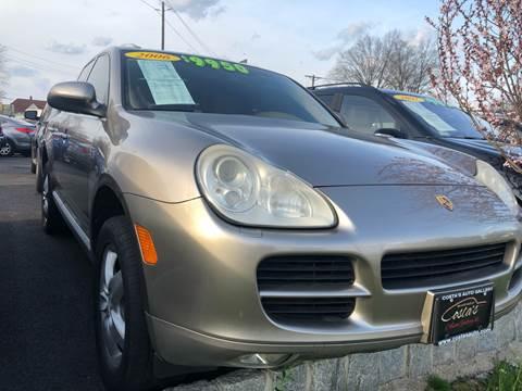 2006 Porsche Cayenne for sale in Elizabeth, NJ