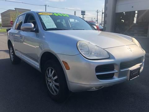 2005 Porsche Cayenne for sale in Elizabeth, NJ