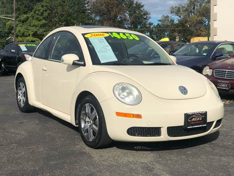 2006 Volkswagen New Beetle for sale in Elizabeth, NJ