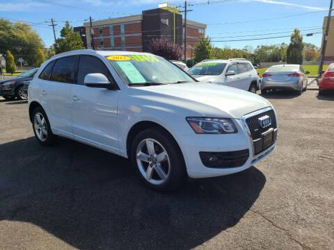 2012 Audi Q5 for sale at Costas Auto Gallery in Rahway NJ