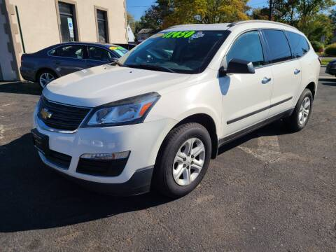 2013 Chevrolet Traverse for sale at Costas Auto Gallery in Rahway NJ