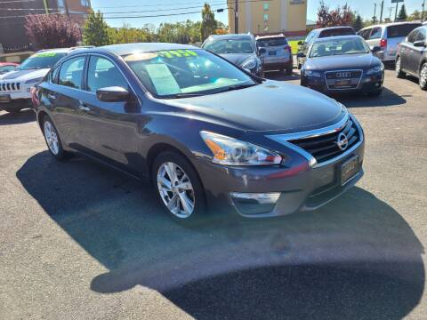 2013 Nissan Altima for sale at Costas Auto Gallery in Rahway NJ