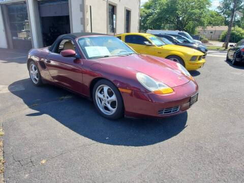1999 Porsche Boxster for sale at Costas Auto Gallery in Rahway NJ