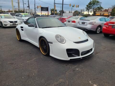 2004 Porsche 911 for sale at Costas Auto Gallery in Rahway NJ