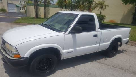 1998 chevy s10 extended cab specs