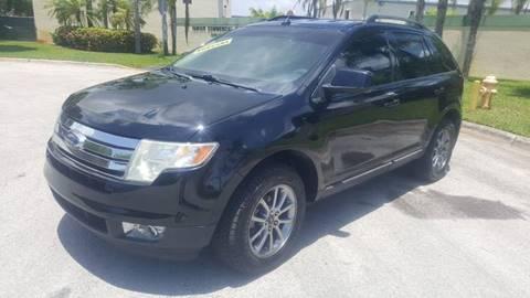 2008 Ford Edge for sale in Miami, FL