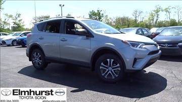 2017 Toyota RAV4 for sale in Elmhurst, IL
