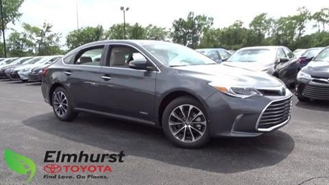 2018 Toyota Avalon Hybrid for sale in Elmhurst, IL