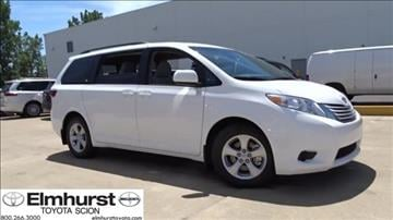 2017 Toyota Sienna for sale in Elmhurst, IL