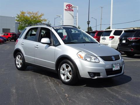 2012 Suzuki SX4 Crossover for sale in Elmhurst, IL