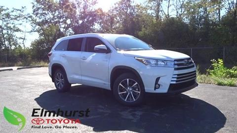 2017 Toyota Highlander Hybrid for sale in Elmhurst, IL