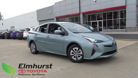 2017 Toyota Prius for sale in Elmhurst, IL