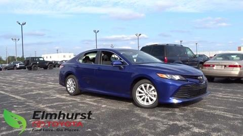2018 Toyota Camry for sale in Elmhurst, IL