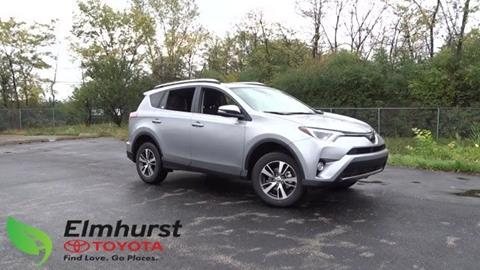 2018 Toyota RAV4 for sale in Elmhurst, IL