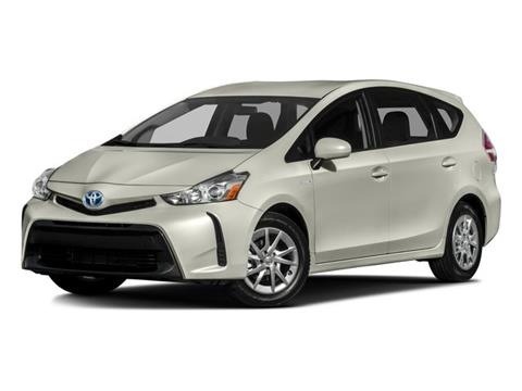 2017 Toyota Prius v for sale in Elmhurst, IL