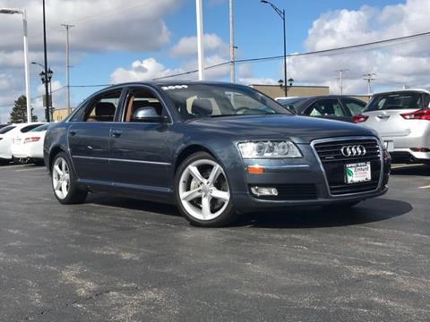 2009 audi a8 for sale carsforsale 2009 audi a8 l for sale in elmhurst il sciox Image collections