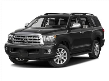 2017 Toyota Sequoia for sale in Elmhurst, IL