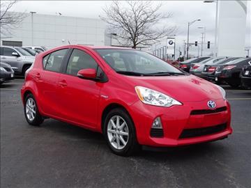 2013 Toyota Prius c for sale in Elmhurst, IL