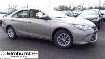 2017 Toyota Camry for sale in Elmhurst, IL