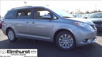 2017 Toyota Sienna for sale in Elmhurst, IL