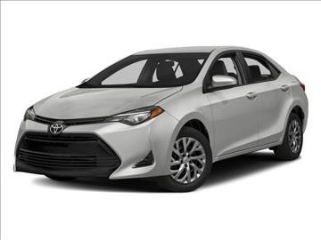 2017 Toyota Corolla for sale in Elmhurst, IL