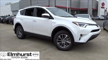 2017 Toyota RAV4 Hybrid for sale in Elmhurst, IL