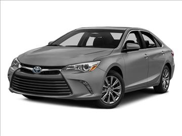 2017 Toyota Camry Hybrid for sale in Elmhurst, IL