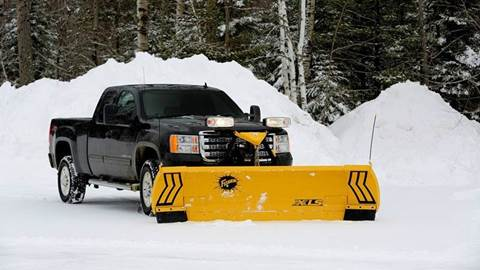 2016 Fisher Snow Plows