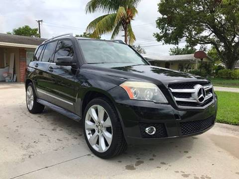 2010 Mercedes-Benz GLK for sale in Hollywood, FL
