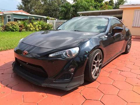 2013 Scion FR-S for sale in Hollywood, FL