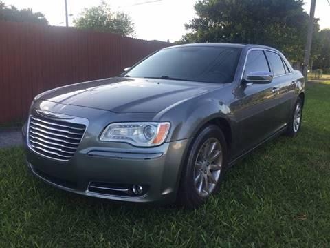 2012 Chrysler 300 for sale in Hollywood, FL