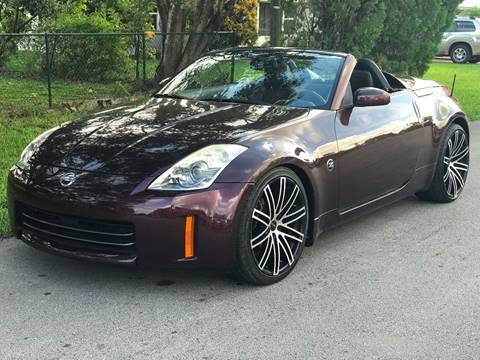 2006 Nissan 350Z For Sale In Hollywood FL