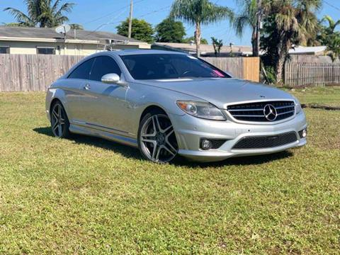 2008 Mercedes-Benz CL-Class for sale in Hollywood, FL