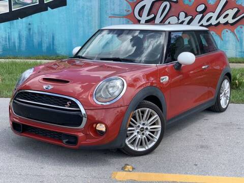 2016 MINI Hardtop 2 Door for sale at Palermo Motors in Hollywood FL
