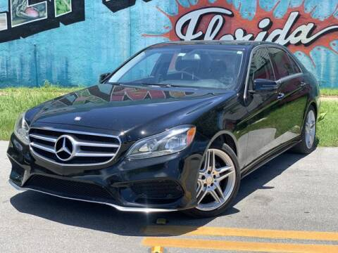2014 Mercedes-Benz E-Class for sale at Palermo Motors in Hollywood FL
