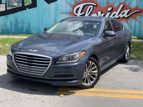 2015 Hyundai Genesis for sale at Palermo Motors in Hollywood FL