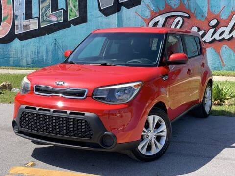 2015 Kia Soul for sale at Palermo Motors in Hollywood FL