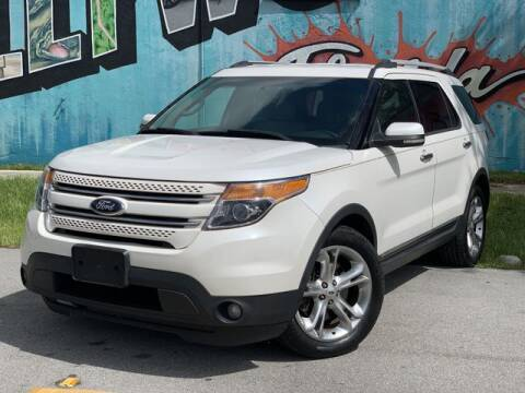 2013 Ford Explorer for sale at Palermo Motors in Hollywood FL